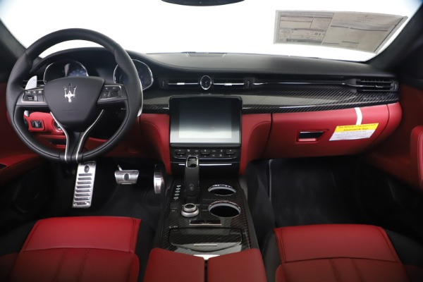 New 2020 Maserati Quattroporte S Q4 GranSport for sale $122,485 at Rolls-Royce Motor Cars Greenwich in Greenwich CT 06830 15