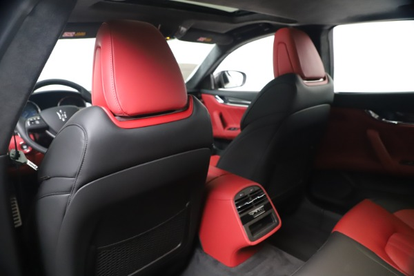 New 2020 Maserati Quattroporte S Q4 GranSport for sale $122,485 at Rolls-Royce Motor Cars Greenwich in Greenwich CT 06830 19