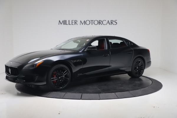 New 2020 Maserati Quattroporte S Q4 GranSport for sale $122,485 at Rolls-Royce Motor Cars Greenwich in Greenwich CT 06830 2