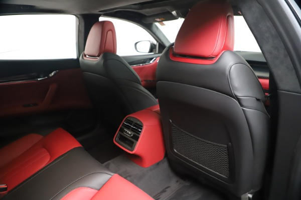 New 2020 Maserati Quattroporte S Q4 GranSport for sale $122,485 at Rolls-Royce Motor Cars Greenwich in Greenwich CT 06830 27