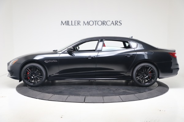 New 2020 Maserati Quattroporte S Q4 GranSport for sale $122,485 at Rolls-Royce Motor Cars Greenwich in Greenwich CT 06830 3