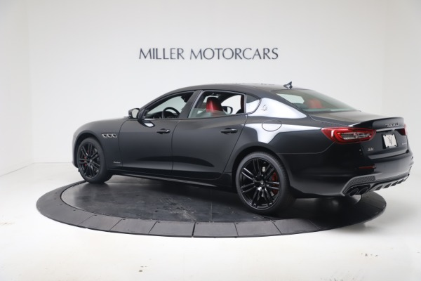 New 2020 Maserati Quattroporte S Q4 GranSport for sale $122,485 at Rolls-Royce Motor Cars Greenwich in Greenwich CT 06830 4