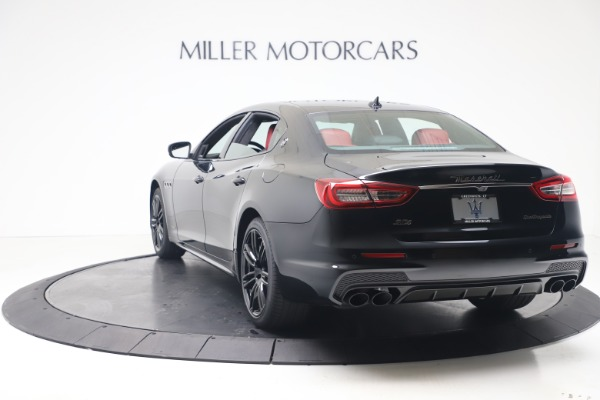 New 2020 Maserati Quattroporte S Q4 GranSport for sale $122,485 at Rolls-Royce Motor Cars Greenwich in Greenwich CT 06830 5