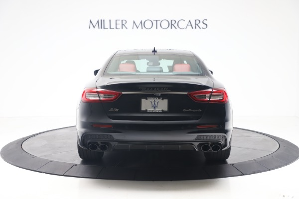 New 2020 Maserati Quattroporte S Q4 GranSport for sale $122,485 at Rolls-Royce Motor Cars Greenwich in Greenwich CT 06830 6