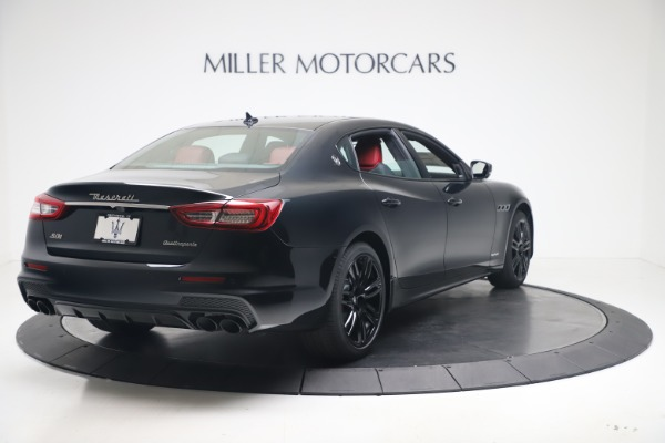 New 2020 Maserati Quattroporte S Q4 GranSport for sale $122,485 at Rolls-Royce Motor Cars Greenwich in Greenwich CT 06830 7