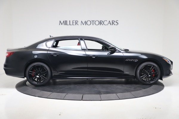 New 2020 Maserati Quattroporte S Q4 GranSport for sale $122,485 at Rolls-Royce Motor Cars Greenwich in Greenwich CT 06830 8