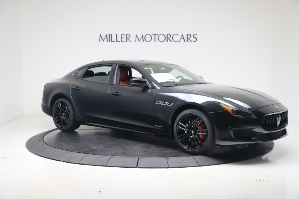 New 2020 Maserati Quattroporte S Q4 GranSport for sale $122,485 at Rolls-Royce Motor Cars Greenwich in Greenwich CT 06830 9