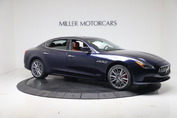 New 2020 Maserati Quattroporte S Q4 GranLusso for sale Sold at Rolls-Royce Motor Cars Greenwich in Greenwich CT 06830 10