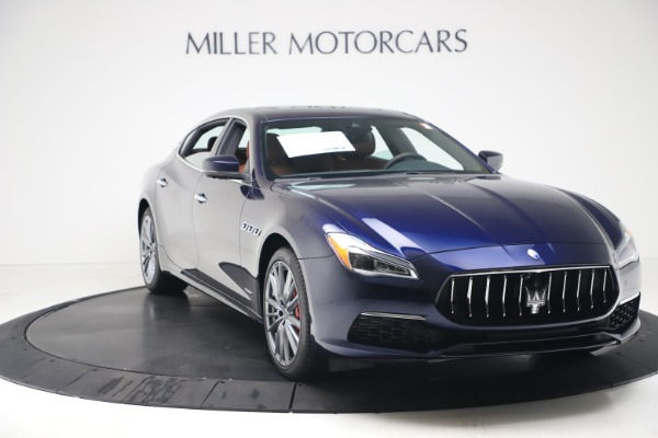 New 2020 Maserati Quattroporte S Q4 GranLusso for sale Sold at Rolls-Royce Motor Cars Greenwich in Greenwich CT 06830 11