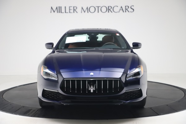 New 2020 Maserati Quattroporte S Q4 GranLusso for sale Sold at Rolls-Royce Motor Cars Greenwich in Greenwich CT 06830 12