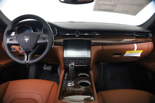 New 2020 Maserati Quattroporte S Q4 GranLusso for sale Sold at Rolls-Royce Motor Cars Greenwich in Greenwich CT 06830 16