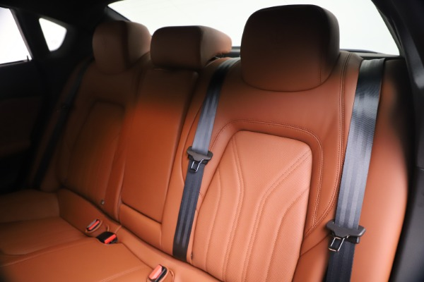 New 2020 Maserati Quattroporte S Q4 GranLusso for sale Sold at Rolls-Royce Motor Cars Greenwich in Greenwich CT 06830 18