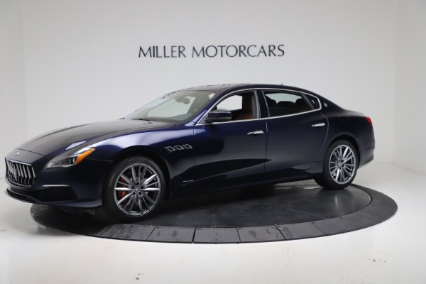 New 2020 Maserati Quattroporte S Q4 GranLusso for sale Sold at Rolls-Royce Motor Cars Greenwich in Greenwich CT 06830 2