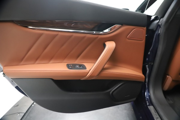 New 2020 Maserati Quattroporte S Q4 GranLusso for sale Sold at Rolls-Royce Motor Cars Greenwich in Greenwich CT 06830 21