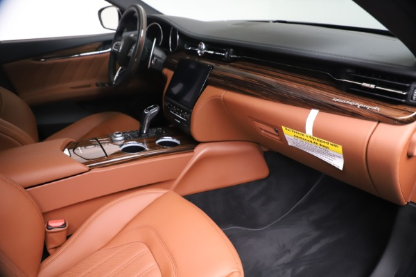 New 2020 Maserati Quattroporte S Q4 GranLusso for sale Sold at Rolls-Royce Motor Cars Greenwich in Greenwich CT 06830 22