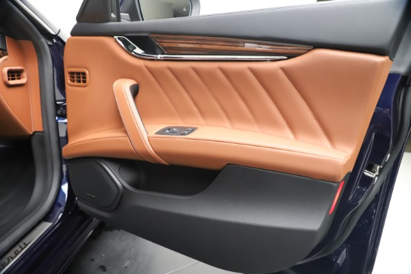 New 2020 Maserati Quattroporte S Q4 GranLusso for sale Sold at Rolls-Royce Motor Cars Greenwich in Greenwich CT 06830 25