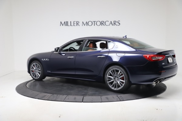 New 2020 Maserati Quattroporte S Q4 GranLusso for sale Sold at Rolls-Royce Motor Cars Greenwich in Greenwich CT 06830 4