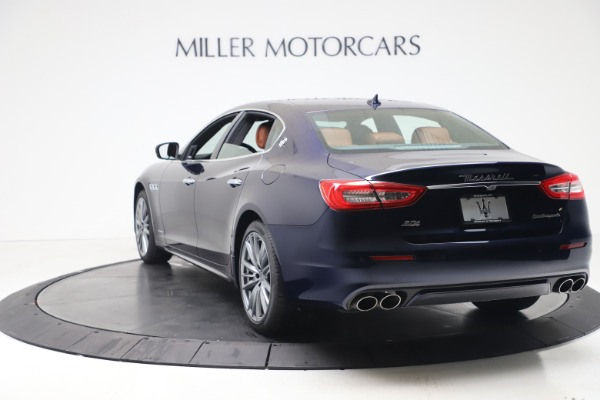 New 2020 Maserati Quattroporte S Q4 GranLusso for sale Sold at Rolls-Royce Motor Cars Greenwich in Greenwich CT 06830 5