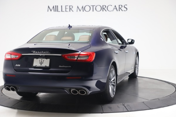 New 2020 Maserati Quattroporte S Q4 GranLusso for sale Sold at Rolls-Royce Motor Cars Greenwich in Greenwich CT 06830 7