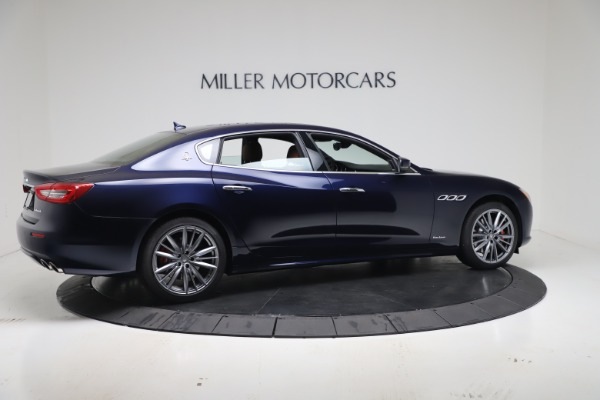 New 2020 Maserati Quattroporte S Q4 GranLusso for sale Sold at Rolls-Royce Motor Cars Greenwich in Greenwich CT 06830 8