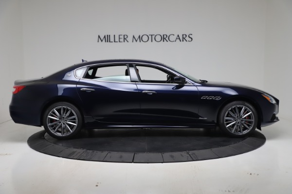 New 2020 Maserati Quattroporte S Q4 GranLusso for sale Sold at Rolls-Royce Motor Cars Greenwich in Greenwich CT 06830 9