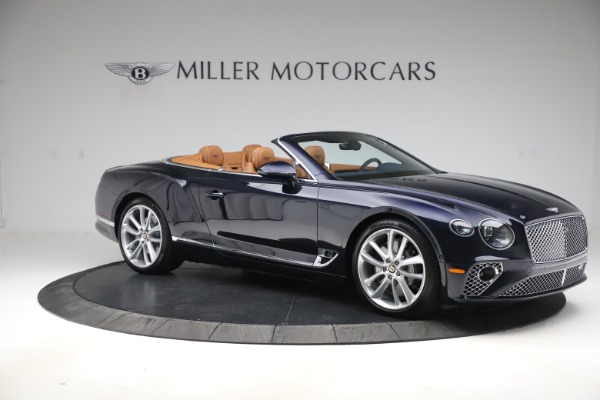 New 2020 Bentley Continental GTC W12 for sale $292,575 at Rolls-Royce Motor Cars Greenwich in Greenwich CT 06830 10
