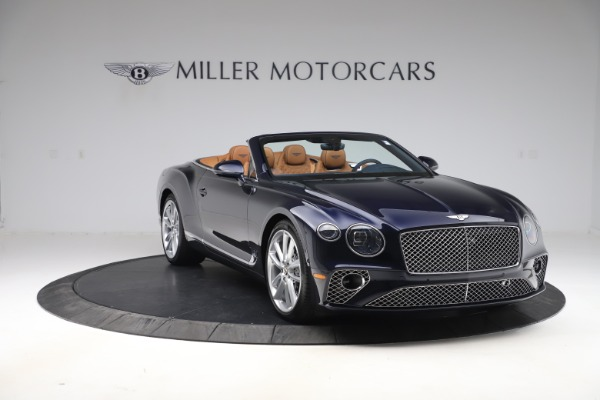 New 2020 Bentley Continental GTC W12 for sale $292,575 at Rolls-Royce Motor Cars Greenwich in Greenwich CT 06830 11