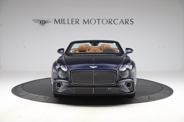 New 2020 Bentley Continental GTC W12 for sale $292,575 at Rolls-Royce Motor Cars Greenwich in Greenwich CT 06830 12