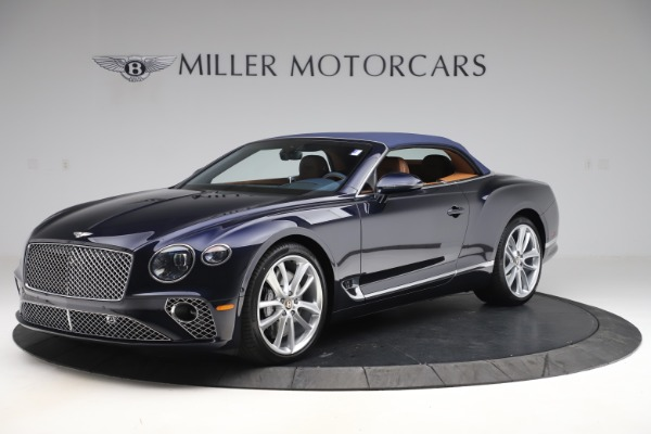New 2020 Bentley Continental GTC W12 for sale $292,575 at Rolls-Royce Motor Cars Greenwich in Greenwich CT 06830 13