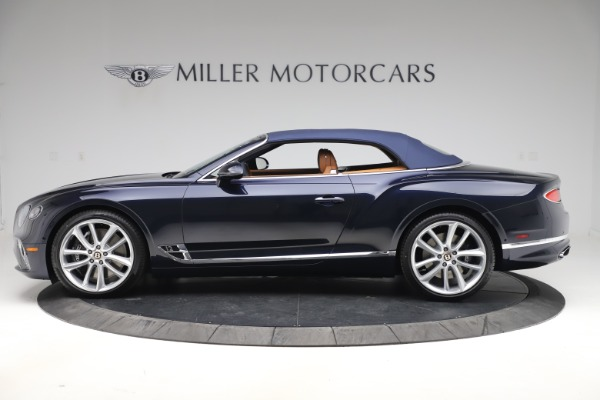New 2020 Bentley Continental GTC W12 for sale $292,575 at Rolls-Royce Motor Cars Greenwich in Greenwich CT 06830 14