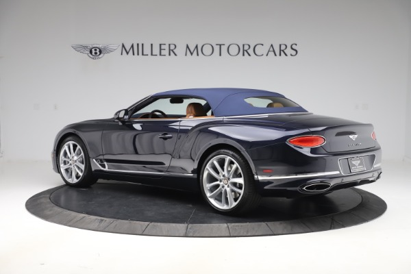 New 2020 Bentley Continental GTC W12 for sale $292,575 at Rolls-Royce Motor Cars Greenwich in Greenwich CT 06830 15