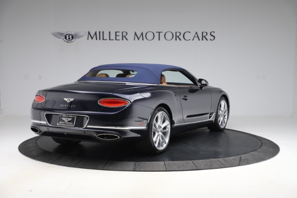 New 2020 Bentley Continental GTC W12 for sale $292,575 at Rolls-Royce Motor Cars Greenwich in Greenwich CT 06830 16