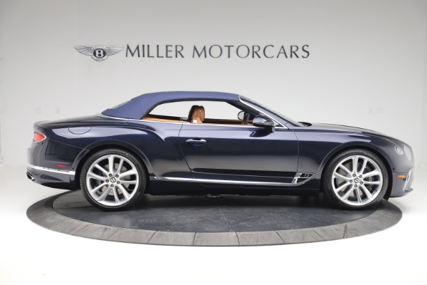 New 2020 Bentley Continental GTC W12 for sale $292,575 at Rolls-Royce Motor Cars Greenwich in Greenwich CT 06830 18