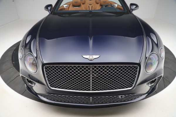 New 2020 Bentley Continental GTC W12 for sale $292,575 at Rolls-Royce Motor Cars Greenwich in Greenwich CT 06830 19