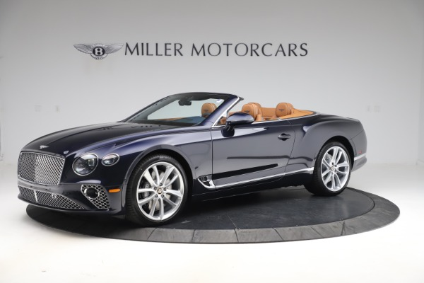New 2020 Bentley Continental GTC W12 for sale $292,575 at Rolls-Royce Motor Cars Greenwich in Greenwich CT 06830 2
