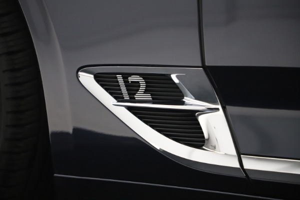 New 2020 Bentley Continental GTC W12 for sale $292,575 at Rolls-Royce Motor Cars Greenwich in Greenwich CT 06830 22