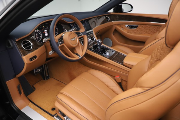 New 2020 Bentley Continental GTC W12 for sale $292,575 at Rolls-Royce Motor Cars Greenwich in Greenwich CT 06830 24