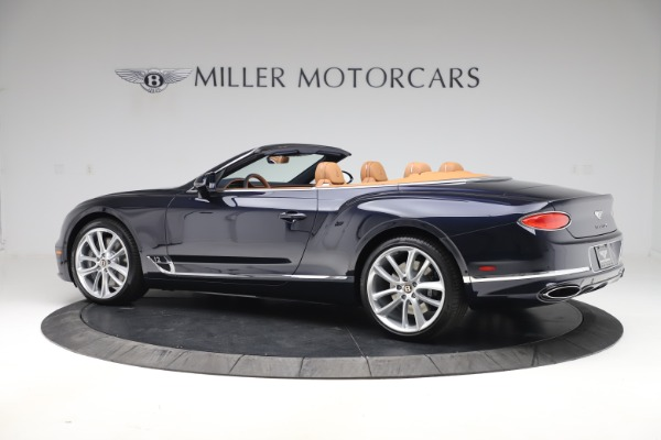 New 2020 Bentley Continental GTC W12 for sale $292,575 at Rolls-Royce Motor Cars Greenwich in Greenwich CT 06830 4