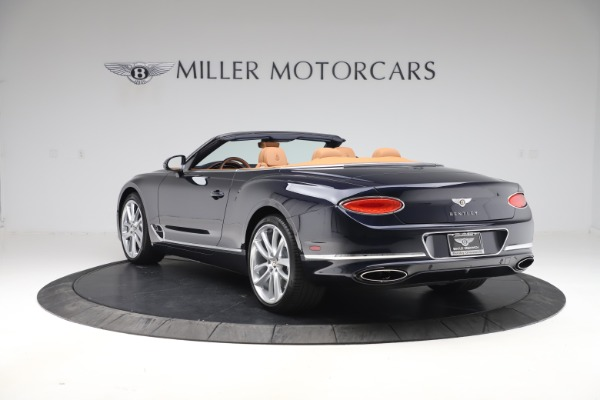 New 2020 Bentley Continental GTC W12 for sale $292,575 at Rolls-Royce Motor Cars Greenwich in Greenwich CT 06830 5