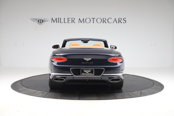 New 2020 Bentley Continental GTC W12 for sale $292,575 at Rolls-Royce Motor Cars Greenwich in Greenwich CT 06830 6