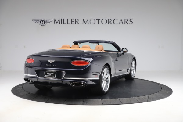 New 2020 Bentley Continental GTC W12 for sale $292,575 at Rolls-Royce Motor Cars Greenwich in Greenwich CT 06830 7