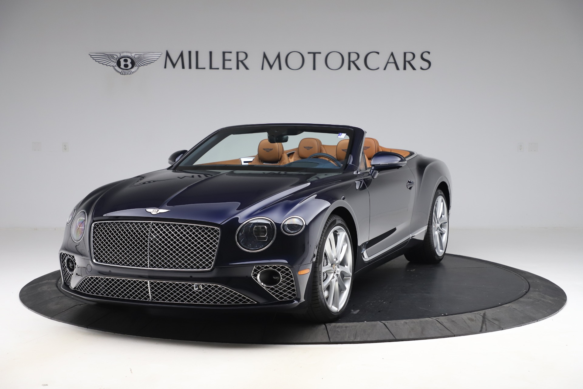 New 2020 Bentley Continental GTC W12 for sale $292,575 at Rolls-Royce Motor Cars Greenwich in Greenwich CT 06830 1