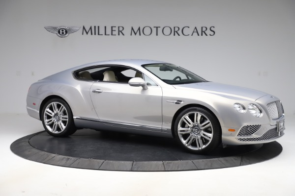 New 2016 Bentley Continental GT W12 for sale $128,900 at Rolls-Royce Motor Cars Greenwich in Greenwich CT 06830 10