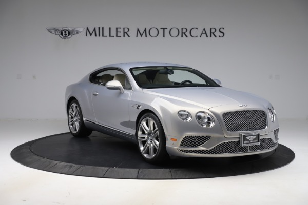 New 2016 Bentley Continental GT W12 for sale $128,900 at Rolls-Royce Motor Cars Greenwich in Greenwich CT 06830 11