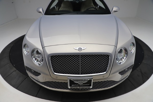 New 2016 Bentley Continental GT W12 for sale $128,900 at Rolls-Royce Motor Cars Greenwich in Greenwich CT 06830 13