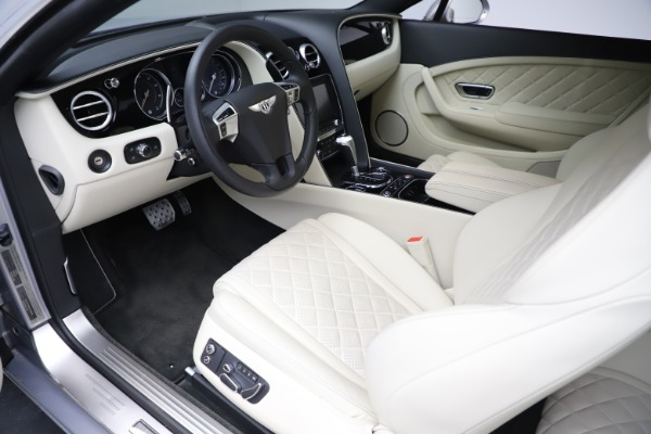 New 2016 Bentley Continental GT W12 for sale $128,900 at Rolls-Royce Motor Cars Greenwich in Greenwich CT 06830 18