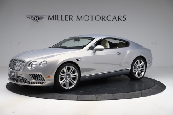 Used 2016 Bentley Continental GT W12 for sale $129,900 at Rolls-Royce Motor Cars Greenwich in Greenwich CT 06830 2
