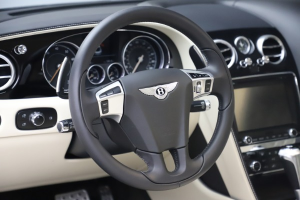 New 2016 Bentley Continental GT W12 for sale $128,900 at Rolls-Royce Motor Cars Greenwich in Greenwich CT 06830 22