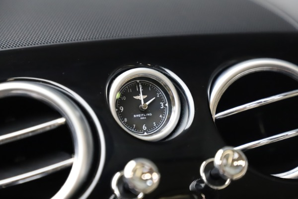 New 2016 Bentley Continental GT W12 for sale $128,900 at Rolls-Royce Motor Cars Greenwich in Greenwich CT 06830 23