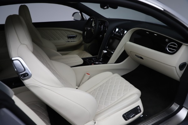 New 2016 Bentley Continental GT W12 for sale $128,900 at Rolls-Royce Motor Cars Greenwich in Greenwich CT 06830 24